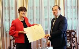 Bà Emily Florence Hamblin nhậm chức Tổng Lãnh sự Anh tại TPHCM