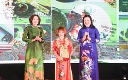 Vinh danh 10 sản phẩm sáng tạo năm 2020 của phụ nữ Thủ đô