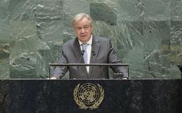 Liên hợp quốc ra tuyên bố nhân kỷ niệm 75 năm thành lập