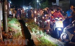 Đồng Nai: Lọt xuống mương, người phụ nữ bị nước cuốn mất tích