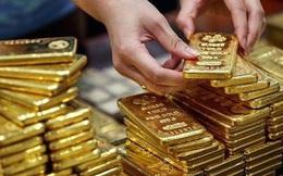 Giá vàng đang ở mức thấp nhất trong vòng 2 tháng qua