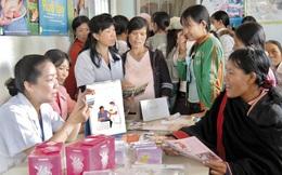 Nhu cầu sử dụng các phương tiện tránh thai tiếp tục gia tăng