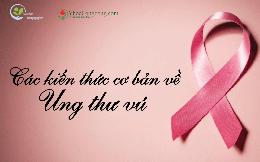 Toàn bộ kiến thức cơ bản về ung thư vú