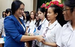 Hơn 1.200 học sinh từng nhận học bổng Nguyễn Thị Minh Khai trở thành doanh nhân