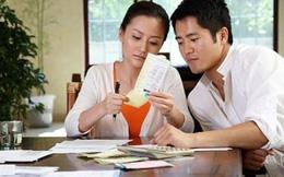 """5 vấn đề tiền bạc khiến vợ chồng """"đau đầu"""""""