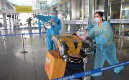 Chuyến bay thương mại quốc tế đầu tiên về Việt Nam sau Covid-19