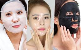 Chị em U30 nên chọn loại mặt nạ giấy nào?