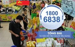 Tổng đài 1800.6838 nhận gần 8.000 cuộc gọi khiếu nại của người tiêu dùng trong nửa đầu năm 2020