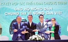 """Ra mắt chương trình """"Ủng hộ nông dân - Chung tay vì nông sản Việt"""""""
