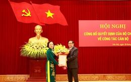 Điều động bà Phạm Thị Thanh Trà làm Phó ban Tổ chức Trung ương
