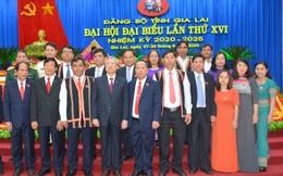 Ban Chấp hành Đảng bộ tỉnh Gia Lai nhiệm kỳ 2020-2025 có 8 ủy viên nữ