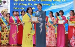Các chị Chi hội trưởng là nền tảng quan trọng cho sự phát triển của Hội
