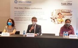 Tổ chức từ thiện của Anh hỗ trợ Quảng Nam, Đà Nẵng khắc phục Covid-19