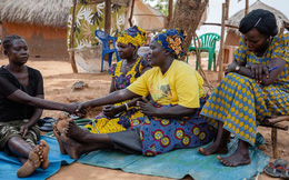 Vì một thế giới phụ nữ ở Uganda tốt đẹp hơn
