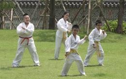 """Lan tỏa thông điệp """"#Stay strong"""" bằng Taekwondo giữa mùa dịch"""