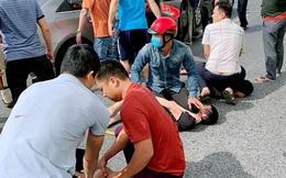Hà Tĩnh: Công an nổ sung vây bắt nhóm đối tượng vận chuyển ma tuý trên QL1A
