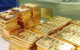 Giá vàng thế giới tuột dốc, thị trường trong nước rơi xuống ngưỡng 56 triệu đồng/lượng