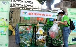 Gom rác tái chế đổi quà tặng, góp phần bảo vệ môi trường