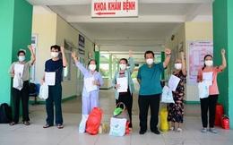 18 bệnh nhân COVID-19 được công bố khỏi bệnh