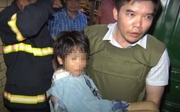 Bắc Ninh: Giải cứu bé gái 6 tuổi bị bố đẻ bạo hành dã man, thu giữ 1 khẩu súng đã lên nòng