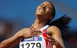 """""""Nữ hoàng tốc độ"""" Cuba là vận động viên khuyết tật xuất sắc nhất thập kỷ"""