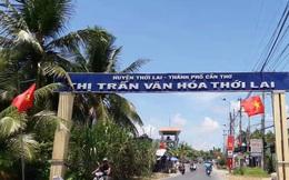 Cần Thơ: Huyện Thới Lai đạt chuẩn nông thôn mới
