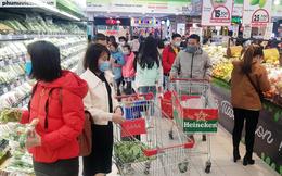 Hà Nội: Siêu thị, Trung tâm thương mại tấp nập khách ngày Tết dương lịch