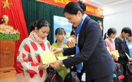 """""""Tết yêu thương"""" đến với hội viên, phụ nữ tỉnh Quảng Nam và Quảng Ngãi"""