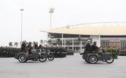 Sẵn sàng các phương án, bảo đảm tuyệt đối an toàn Đại hội đại biểu toàn quốc lần thứ XIII của Đảng