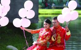 """""""Hôn nhân hai đầu"""" ở Trung Quốc"""
