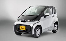 Xe ô tô điện dùng trong đô thị chật hẹp