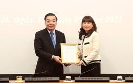 Hà Nội lần đầu có nữ Giám đốc Sở Du lịch