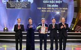 62 tác phẩm báo chí đoạt Giải Búa liềm vàng 2020