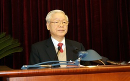 Khai mạc trọng thể Hội nghị lần thứ 15 Ban Chấp hành Trung ương Đảng