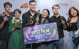 """""""Lư Đồng"""" thắng đậm tại cuộc thi làm phim 48 giờ"""