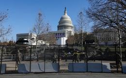 Hoa Kỳ: Thủ đô Washington thắt chặt an ninh chuẩn bị cho Lễ nhậm chức của ông Biden