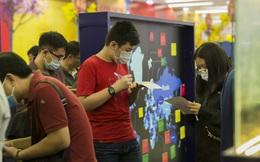 Triển lãm trải nghiệm tương tác giác quan cảnh báo hiểm họa từ vi nhựa