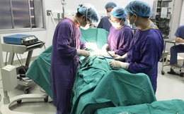 Dương vật bị hoại tử sau khi đi cắt bao quy đầu tại phòng khám tư