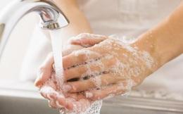 Thời điểm cuối năm nhạy cảm, nên rửa tay đúng cách để phòng tránh các bệnh truyền nhiễm