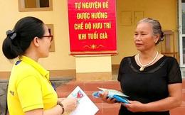Thực hiện Nghị quyết số 28-NQ/TW: Bao phủ chính sách an sinh đến lao động khu vực phi chính thức