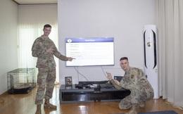 Thụy Sĩ: Lính mới tập quân sự tại nhà giữa thời Covid-19