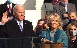 Ông Joe Biden nhấn mạnh sự đoàn kết trong bài phát biểu đầu tiên trên cương vị Tổng thống Mỹ