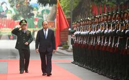 Thủ tướng thăm, chúc Tết bộ đội biên phòng