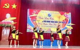 Hội LHPN huyện Nam Sách (Hải Dương) tặng quà 60 phụ nữ và trẻ em có hoàn cảnh khó khăn