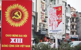 Người dân Hà Nội đặc biệt quan tâm đến Đại hội Đảng lần thứ XIII