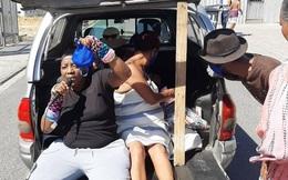 Dịch vụ taxi và trường dạy lái xe dành riêng cho nữ giới ở Nam Phi