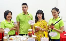 Tuần lễ vàng giới thiệu sản phẩm Tết an toàn của phụ nữ khởi nghiệp