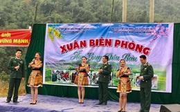 Bộ đội Biên phòng Sơn La: Nhiều hoạt động vui Xuân ấm cùng bà con các dân tộc biên giới