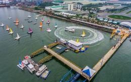 Bến thuyền du lịch Vũng Tàu Marina mòn mỏi chờ giải quyết theo chỉ đạo của UBND tỉnh