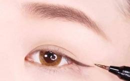 Sau phẫu thuật cận thị bao lâu thì được đeo lens, trang điểm?